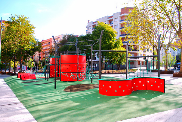 juegos infantiles sostenibles